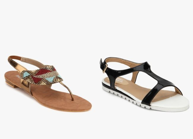 All Bling :7 Flats That Make Us Fall In Love