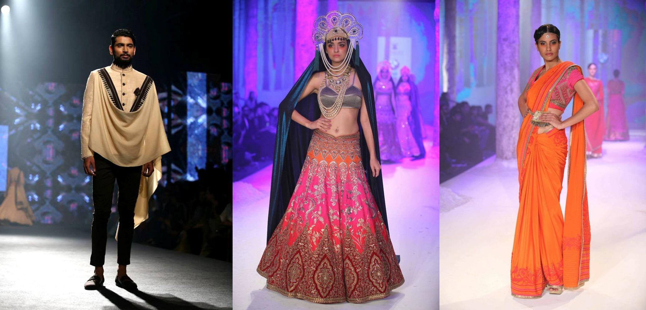 Indian Bridal Fashion Week 2015