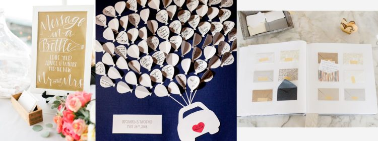 DIY – 8 Creative Ways for Guests to Bless The Newly Wed