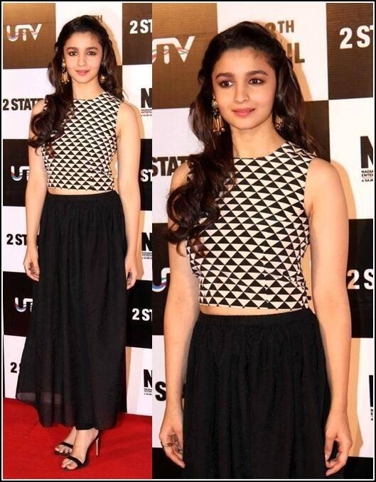 Bollywood Divas Styled In Skirt