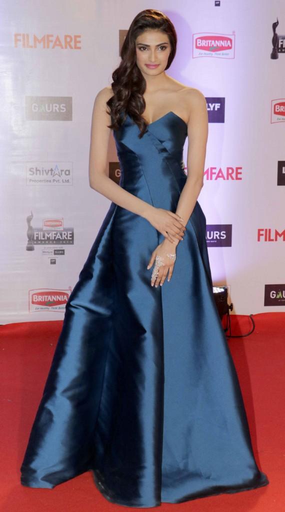 Athiya Shetty at Filmfare 2016