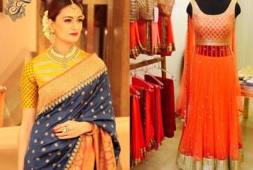 Part 1: Bridal Wear Shopping in Delhi
