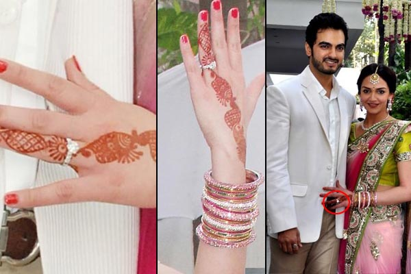 Bollywood Divas Who Flaunted Their Engagement Rings