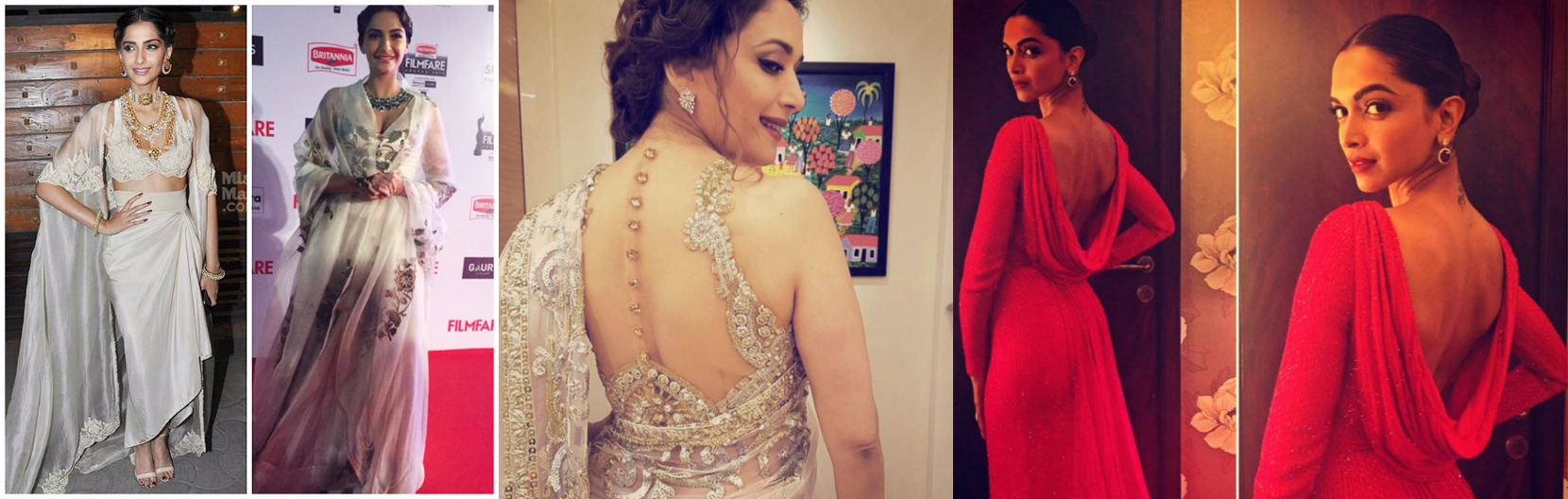 #Filmfare 2016: Sizzling Senoritas Who Graced The Red Carpet With Oomph!