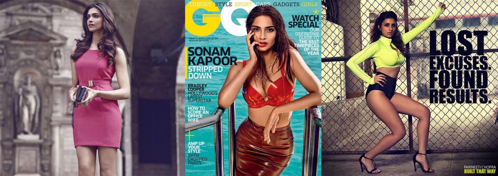 5 Glamorous Photo Shoot of Bollywood Divas We Loved!