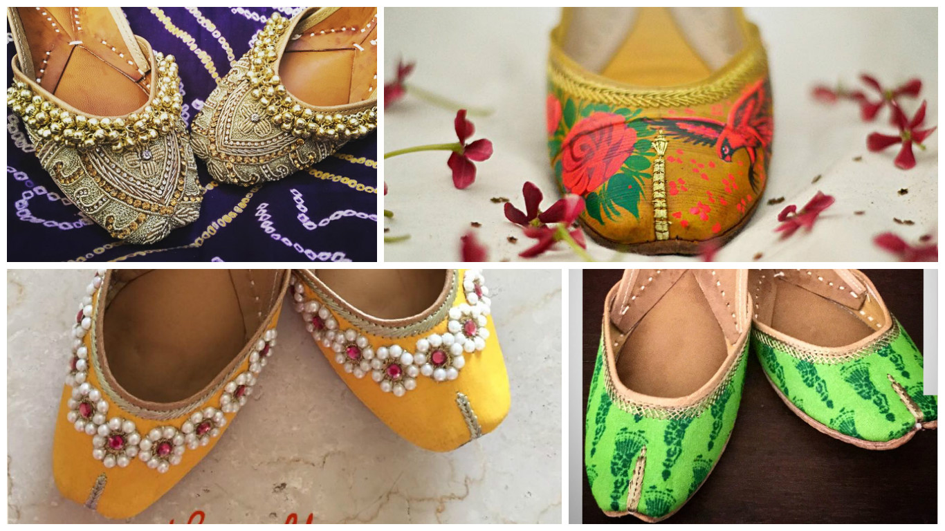 6 Places to Buy Fancy and Bling Jutti's For All Occasions