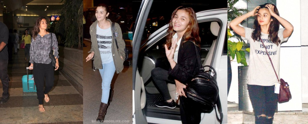 Bollywood Divas Whose Airport Style