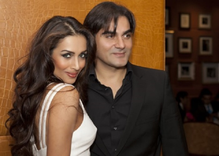 Arbaaz Khan & Malaika Arora Khan