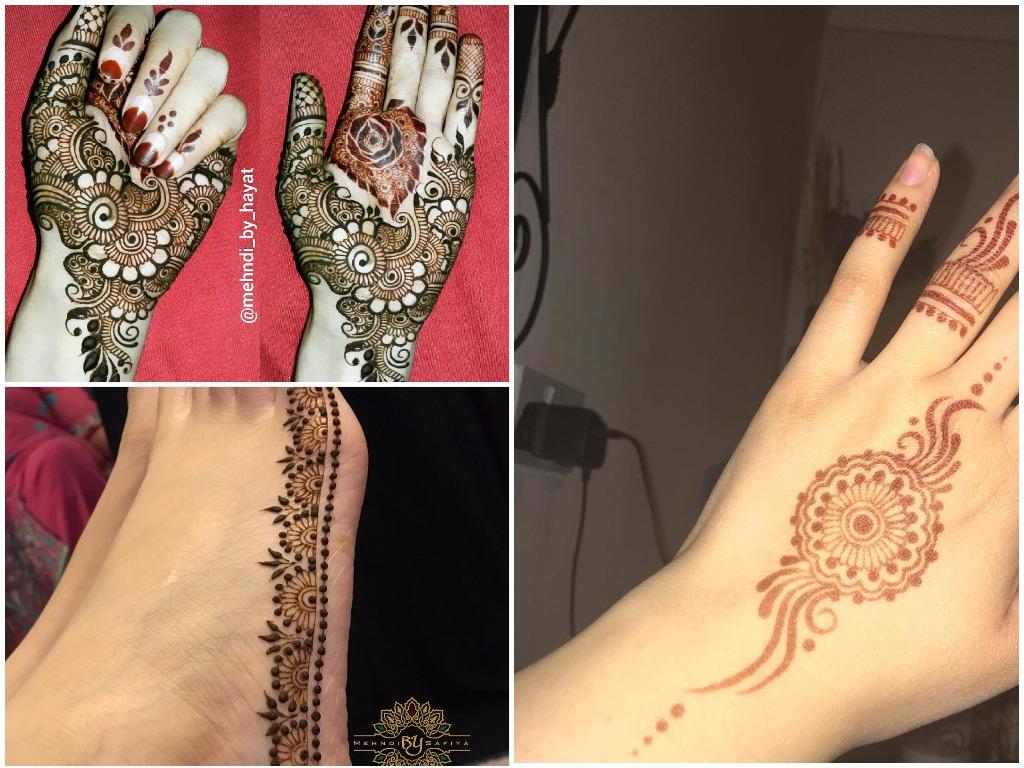 International Mehndi Designers From Around The World!