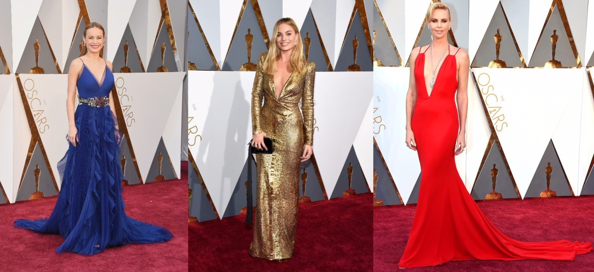 Red carpet Oscars 2016: Best dressed celebrities