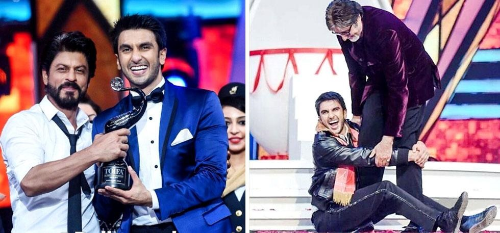 #TOIFA2016 – The Best Dressed Bollywood Actors of The Evening