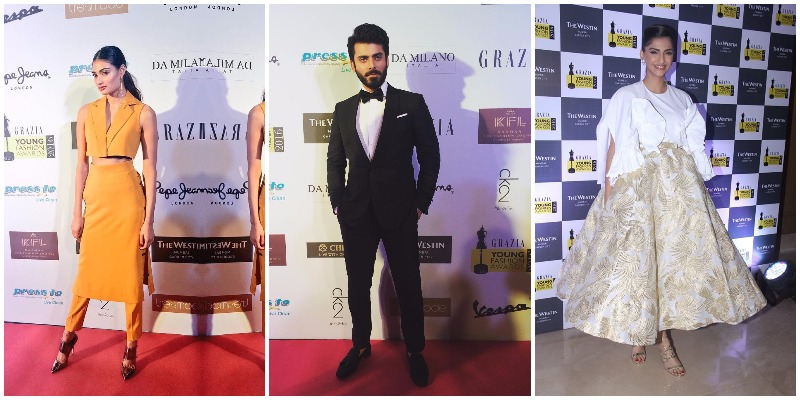 Bollywood Celebs Who Gave Us Style Goals at GYFA 2016