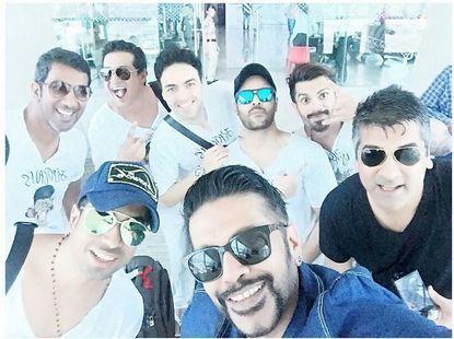 Goa Bachelor Party For Karan Singh Grover