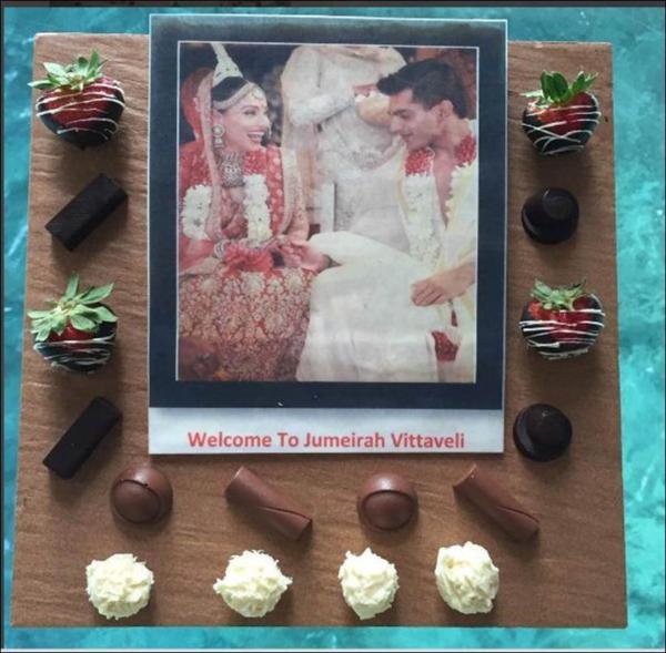 Bipasha Basu and Karan Singh Grover's Honeymoon Pictures