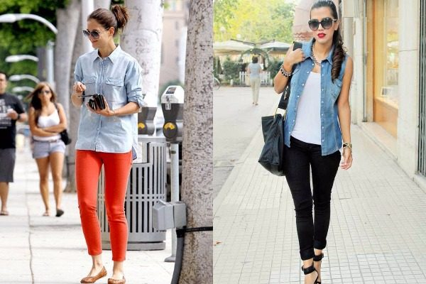 Denim Staples For A Stylish Woman