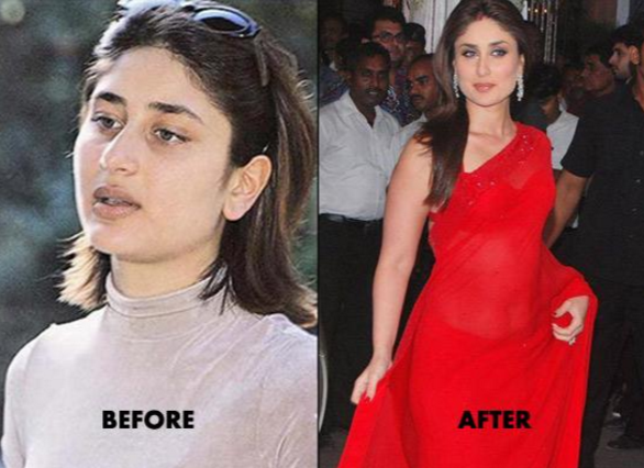 Bollywood Actresses after weight loss