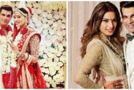 Bipasha Basu and Karan Singh Grover's Monkey Wedding and A Star-Studded Reception