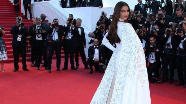 Sonam Kapoor Dazzles at Cannes 2016