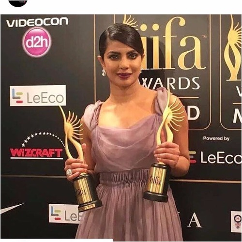 Award Winners List at IIFA 2016