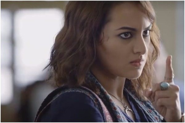 Sonakshi Sinha Is Fierce and Furious in the Akira Trailer