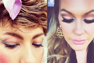 Forget Cat Eye! Confetti Eyeliner Is the New Trend in Town!