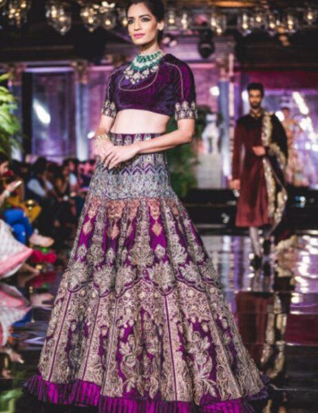 Deepika Padukone and Fawad Khan for Manish Malhotra's Persian story
