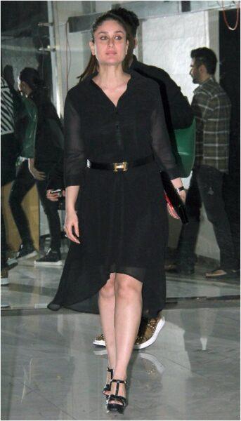 Kareena Kapoor's Maternity Fashion