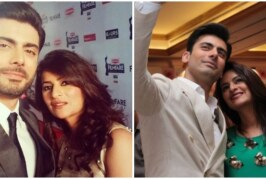 Handsome Fawad Khan and His Wife Are Expecting Their Second Child