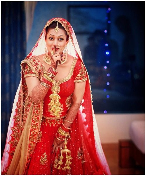 Divyanka Tripathi and Vivek Dahiya's Rang Dey Wedding