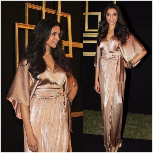 Deepika Padukones Style Was Classy Chic