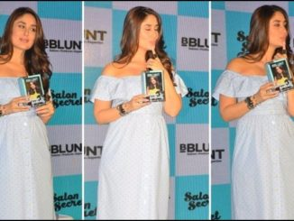 Kareena Kapoor Khan Gets Candid About Her Pregnancy