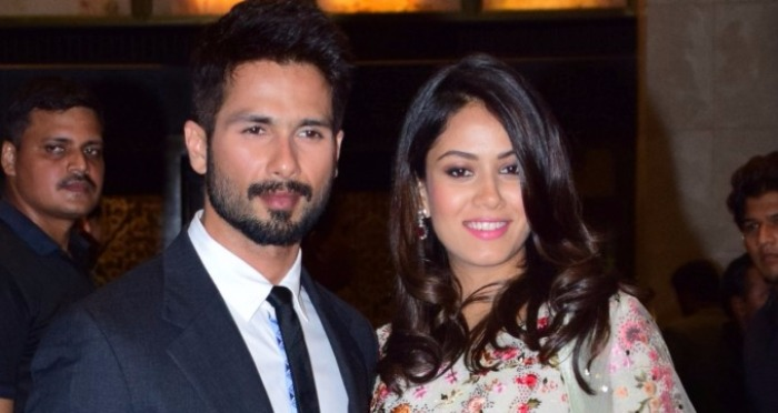 Congratulations! It's a Baby Girl for Shahid and Mira Kapoor