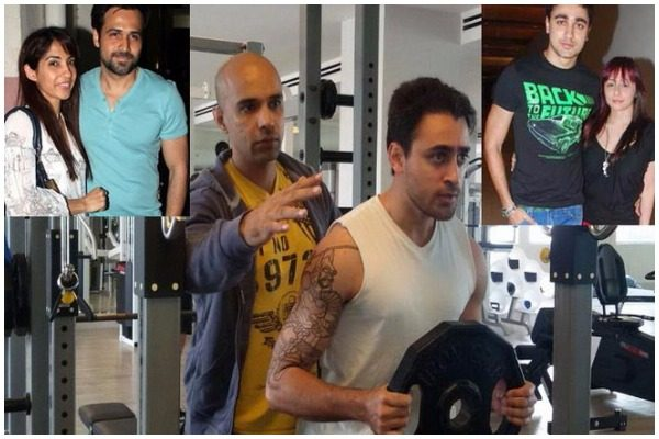 Bollywood Celebrities and their Gym Trainers