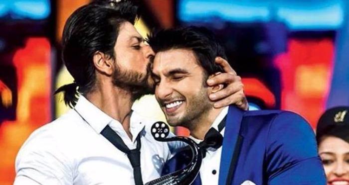 Shah Rukh Khan's Response to Ranveer Singh's 'Tu Mere Saamne' Act is Epic, and So Is Latter's Reply