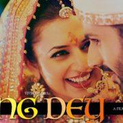 Divyanka Tripathi and Vivek Dahiya's 'Rang Dey'