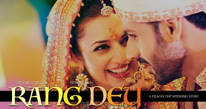 Divyanka Tripathi and Vivek Dahiya's 'Rang Dey' Video is Magical and Mesmerising!