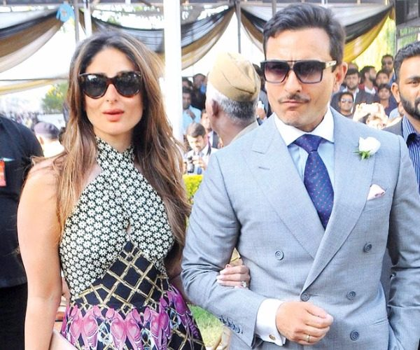 Bollywood Couples burning red carpet
