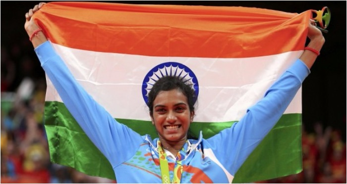 P.V.Sindhu – A Name That Will Echo Through Every Indian's Ears For a Long Time