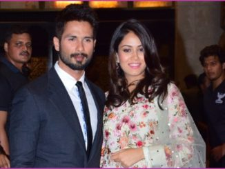 Shahid Kapoor Reveals the Name of His Baby