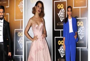 GQ Awards 2016: Ranveer Singh, Kangana Ranaut, Amitabh and Tiger Won the Trophies