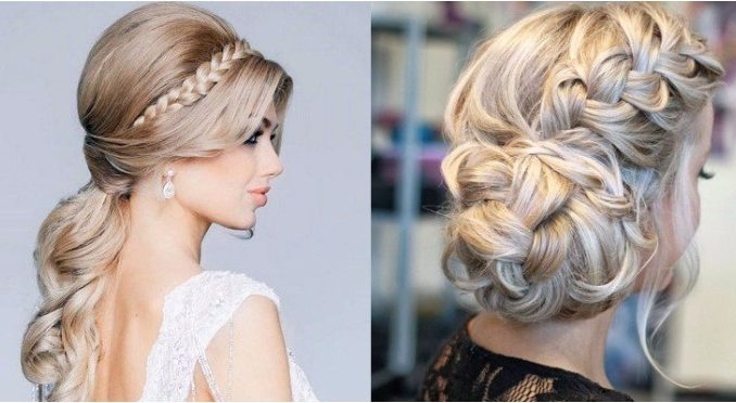 Trendy French Braid Hairstyles On Your Wedding