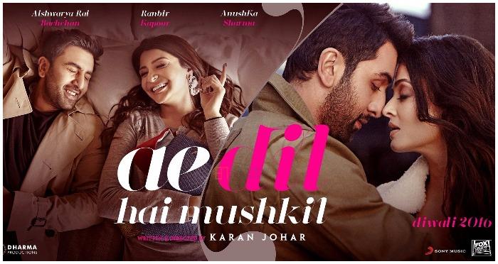 Shocking! Karan Johar's Ae Dil Hai Mushkil Will Not Release In These 4 States