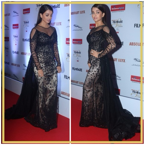 Aishwarya Rai Bachchan at Filmfare Glamour and Style Awards 2016
