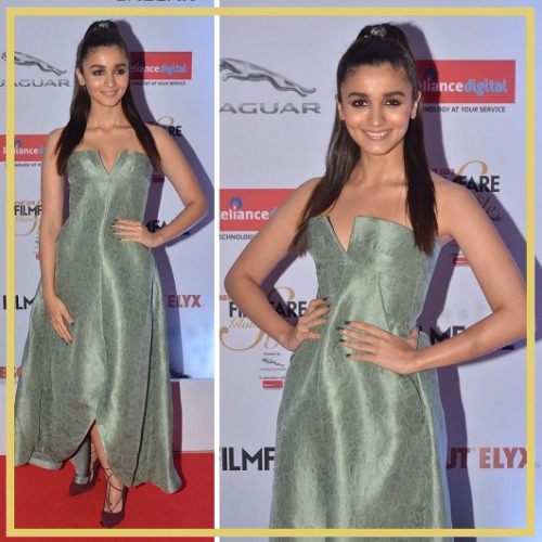Alia Bhatt at Filmfare Glamour and Style Awards 2016