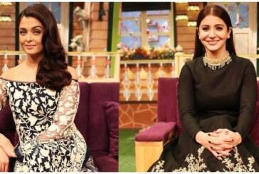 Aishwarya Rai and Anushka Sharma Looked Beyond Gorgeous At ADHM Promotions!