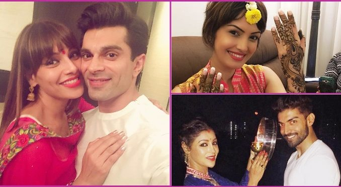 Bollywood and TV Celebs Celebrated Karwa Chauth
