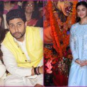 Bollywood Celebs at Durga Puja