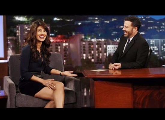 Priyanka Chopra on The Ellen DeGeneres Show