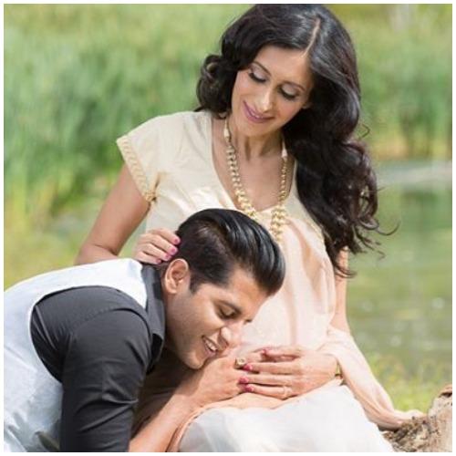 Karanvir Bohra blessed with twin girls