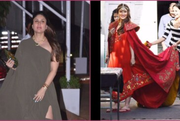 Kareena Kapoor Khan is Acing The Maternity Meter of Fashion, One Look at a Time